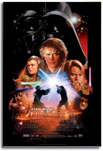 Star Wars Revenge of the Sith Poster